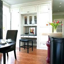 kitchen cabinet desk ideas kitchen desk cabinet with everything kitchen cabinet desk height
