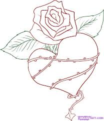 broken heart coloring pages kids coloring