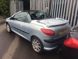 used peugeot 206 2002 for sale motors co uk