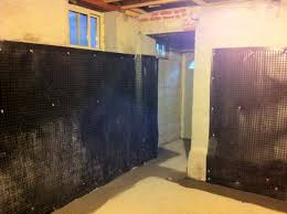 backyard waterproofing basement walls home interior ekterior