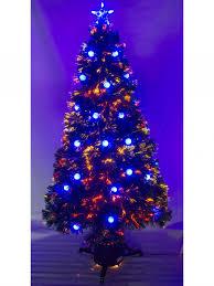 fiber optic tree trees walmart white foot on