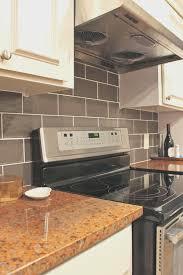 kitchen backsplash ideas dark granite countertops tile for