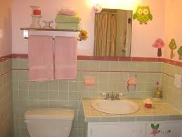 Pink And Brown Bathroom Ideas Colors Amanda U0027s Delightful Mint And Pink Bathroom Design Using New