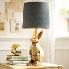 pottery barn teen lighting the emily meritt bunny table l pbteen