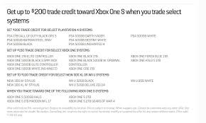 xbox 1 gamestop black friday gamestop will let you trade up your old ps4 xbox one wii u and