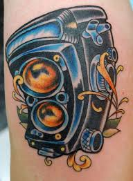 camera film strip tattoo on wrist http bit ly 20hcbqc camera