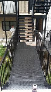wrought iron painting chicago greenworks painting inc