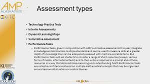 Dynamic Learning Maps Alaska Measures Of Progress District Test Coordinator Webinar For