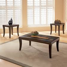 living room end table ideas coffee tables glow square low livingroom end tables with fire pit