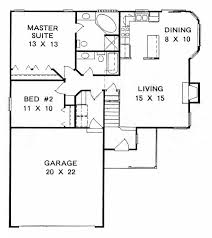 master bedroom on first floor beach house plan alp 099c 1071 sq ft first floor plan of traditional house plan 62507