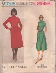 vintage dress 70 s slinky momspatterns vintage sewing patterns vogue patterns
