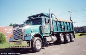 freightliner dump truck matthew conrad truck pictures page 1