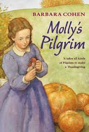 molly s pilgrim by barbara cohen