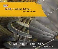 gore turbine filters for air inlet filtration e12 hydrophobic