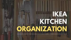 kitchen cabinet storage ideas ikea 24 ikea kitchen organization and storage ideas the homestud