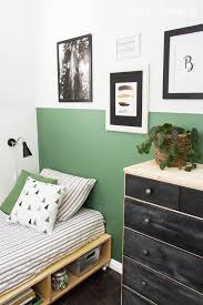 Green Boy Bedroom Ideas Vintage Green Boy Room Makeover Stacy Risenmay