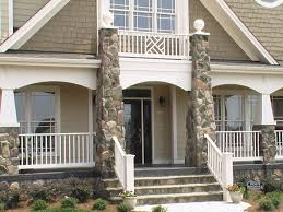 manufactured stone accents from provia offer a final touch for