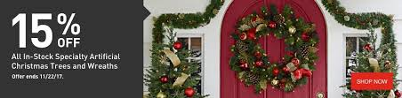 shop christmas wreaths u0026 garland at lowes com