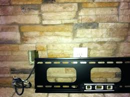 putting tv on wall above fireplace install pt 1 tips installing