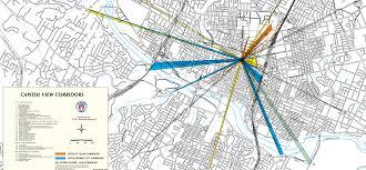 Colorado River Texas Map How Do Capitol View Corridors Preserve Sights Of Austin U0027s Most