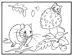 fall coloring pages printable activity shelter
