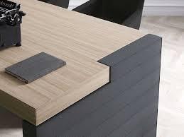 bureau bois de bureaux de direction bois iulio i bureau