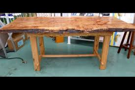 Reclaimed Wood Rustic Countertop Ideas Island Barlive Edge - Maple kitchen table