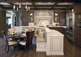 built in kitchen islands home design ideas built in kitchen islands with seating breakfast