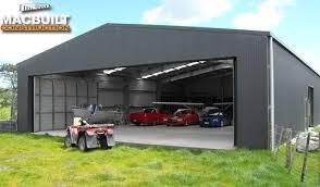 Industrial Sheds Commerical Sheds Lifestyle Sheds Sheds by Steel Sheds Steel Frame Construction U0026 Building U003e 0800 Macbuilt