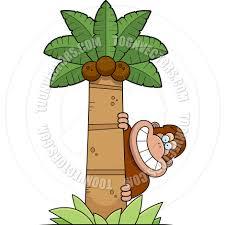 cartoon bigfoot tree by cory thoman toon vectors eps 9131