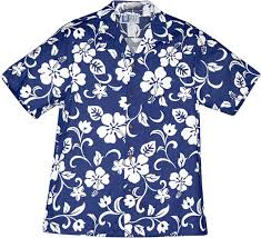 royal hawaiian shirt
