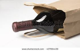 Wine As A Gift Wine Bag Stock Images Royalty Free Images U0026 Vectors Shutterstock