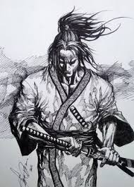 samurai drawing google search japanese art pinterest