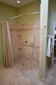 handicapped accessible bathroom designs 33 best wheelchair accessible roll in shower images on