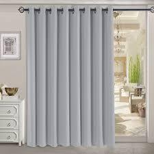 Pinch Pleat Drapes Patio Door by Backyard Door Curtains Home Outdoor Decoration