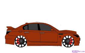 cars bmw drawn car bmw m5 pencil and in color drawn car bmw m5