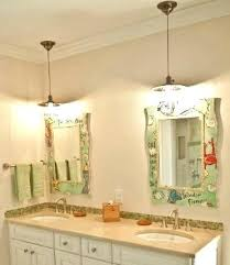 pendant vanity lights rustic vanity stools bathroom traditional