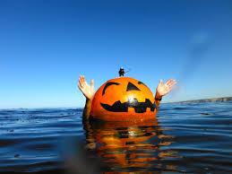 la jolla cove swim club halloween spooky splash