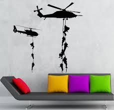 stickers muraux chambre fille ado achetez en gros militaire stickers muraux en ligne à des