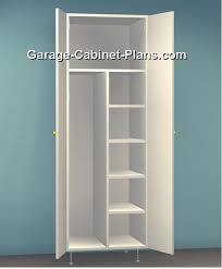 12 inch broom cabinet utility cabinet plans 24 inch broom closet products i love