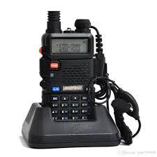 baofeng uv 5r walkie talkie dual band transceiver 136 174mhz u0026 400