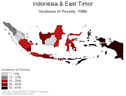 Indonesia World Map by Jeremy Menchik