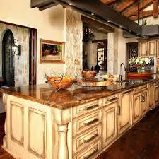 granite countertop linen white kitchen cabinets lg refrigerator