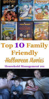 Top 10 Family Halloween Movies Not Too Scary Movies Your Whole