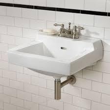 nice small wall mount sink bathroom u2014 the homy design