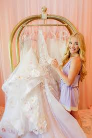 Wedding Dress Designer Wedding Dress Designer Hayley Paige Tells Us How To Pick The