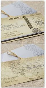 Boarding Pass Save The Date Save The Date Destination Theme Aislinn Events