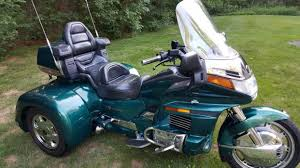 honda goldwing 20th anniversary trike motorcycles for sale