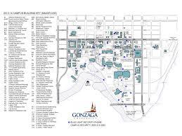 Isu Map Gonzaga University Campus Map By Gonzaga University Issuu