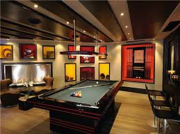 Small Game Room Decorating Ideas  SMITH Design  How To Decorate - Game room bedroom ideas
